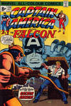 Cover for Captain America (Marvel, 1968 series) #179 [British Price Variant]