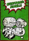 Cover for Fortuna Amelii (Krajowa Agencja Wydawnicza, 1986 series)
