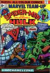 Cover for Marvel Team-Up (Marvel, 1972 series) #27 [British]