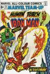 Cover for Marvel Team-Up (Marvel, 1972 series) #29 [British]