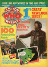 Cover for Doctor Who Weekly (Marvel UK, 1979 series) #26