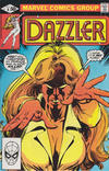 Cover for Dazzler (Marvel, 1981 series) #8 [Direct]