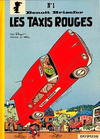 Cover for Benoît Brisefer (Dupuis, 1962 series) #1 - Les taxis rouges
