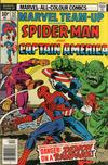 Cover for Marvel Team-Up (Marvel, 1972 series) #52 [British price variant]
