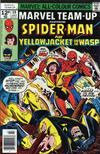 Cover Thumbnail for Marvel Team-Up (1972 series) #59 [British price variant]