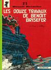 Cover for Benoît Brisefer (Dupuis, 1962 series) #3 - Les douze travaux de Benoît Brisefer