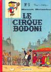 Cover for Benoît Brisefer (Dupuis, 1962 series) #5 - Le cirque Bodoni