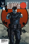 Cover for Bloodshot (Valiant Entertainment, 2012 series) #1 [Cover B - Pullbox Edition - Mico Suayan]