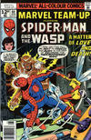 Cover Thumbnail for Marvel Team-Up (1972 series) #60 [British]