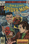 Cover Thumbnail for The Amazing Spider-Man (1963 series) #169 [35¢ cover price variant]