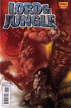 Cover for Lord of the Jungle (Dynamite Entertainment, 2012 series) #12