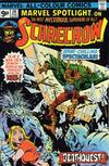Cover for Marvel Spotlight (Marvel, 1971 series) #26 [British]