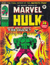 Cover for The Mighty World of Marvel (Marvel UK, 1972 series) #136