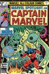 Cover for Marvel Spotlight (Marvel, 1979 series) #3 [British]