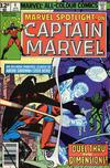 Cover for Marvel Spotlight (Marvel, 1979 series) #4 [British]