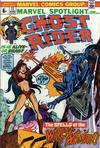 Cover for Marvel Spotlight (Marvel, 1971 series) #11 [British]