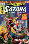 Cover for Marvel Premiere (Marvel, 1972 series) #27 [British price variant.]