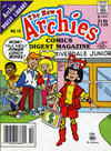 Cover for The New Archies Comics Digest Magazine (Archie, 1988 series) #10 [Canadian and British]