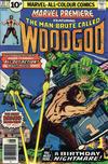Cover for Marvel Premiere (Marvel, 1972 series) #31 [British price variant.]