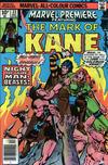 Cover for Marvel Premiere (Marvel, 1972 series) #33 [British]