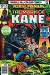 Cover for Marvel Premiere (Marvel, 1972 series) #34 [British]