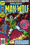 Cover Thumbnail for Marvel Premiere (1972 series) #45 [British price variant.]