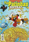 Cover for Tio Patinhas Extra (Editora Abril, 2008 series) #2
