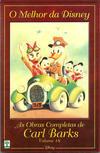 Cover for O Melhor da Disney: As Obras Completas de Carl Barks (Editora Abril, 2004 series) #18
