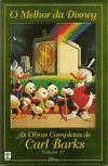 Cover for O Melhor da Disney: As Obras Completas de Carl Barks (Editora Abril, 2004 series) #27