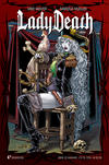 Cover for Lady Death (Avatar Press, 2010 series) #22 [Auxiliary variant]