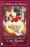 Cover for O Melhor da Disney: As Obras Completas de Carl Barks (Editora Abril, 2004 series) #29