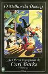 Cover for O Melhor da Disney: As Obras Completas de Carl Barks (Editora Abril, 2004 series) #31