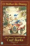 Cover for O Melhor da Disney: As Obras Completas de Carl Barks (Editora Abril, 2004 series) #34