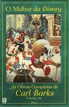 Cover for O Melhor da Disney: As Obras Completas de Carl Barks (Editora Abril, 2004 series) #38