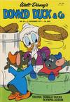 Cover for Donald Duck & Co (Hjemmet / Egmont, 1948 series) #50/1971