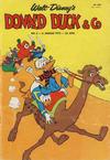 Cover for Donald Duck & Co (Hjemmet / Egmont, 1948 series) #2/1972