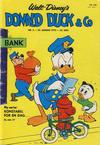 Cover for Donald Duck & Co (Hjemmet / Egmont, 1948 series) #5/1972