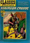 Cover for Classics Illustrated (Gilberton, 1947 series) #10 [HRN 97] - Robinson Crusoe