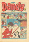 Cover for The Dandy (D.C. Thomson, 1950 series) #1820