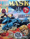 Cover for MASK (IPC, 1986 series) #1