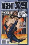 Cover for Agent X9 (Hjemmet / Egmont, 1998 series) #1/2013