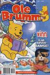 Cover for Ole Brumm (Hjemmet / Egmont, 1997 series) #1/2013