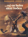 Cover for Conan (Interpresse, 1977 series) #4 - Og en heks skal fødes
