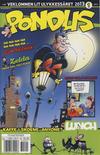 Cover for Pondus (Hjemmet / Egmont, 2007 series) #1/2013