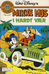 Cover for Donald Pocket (Hjemmet / Egmont, 1968 series) #11 - Mikke i hardt vær [3. opplag Reutsendelse 330 28]