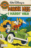 Cover for Donald Pocket (Hjemmet / Egmont, 1968 series) #11 - Mikke i hardt vær [3. opplag]