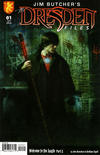 Cover for The Dresden Files: Welcome to the Jungle (Dabel Brothers Productions, 2008 series) #1 [Chris McGrath cover]