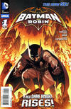 Cover for Batman and Robin Annual (DC, 2013 series) #1