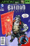 Cover for Batman Beyond Unlimited (DC, 2012 series) #12