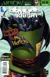 Cover for Batman: The Dark Knight (DC, 2011 series) #16